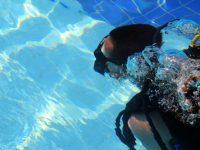 apprentissage plongée en piscine